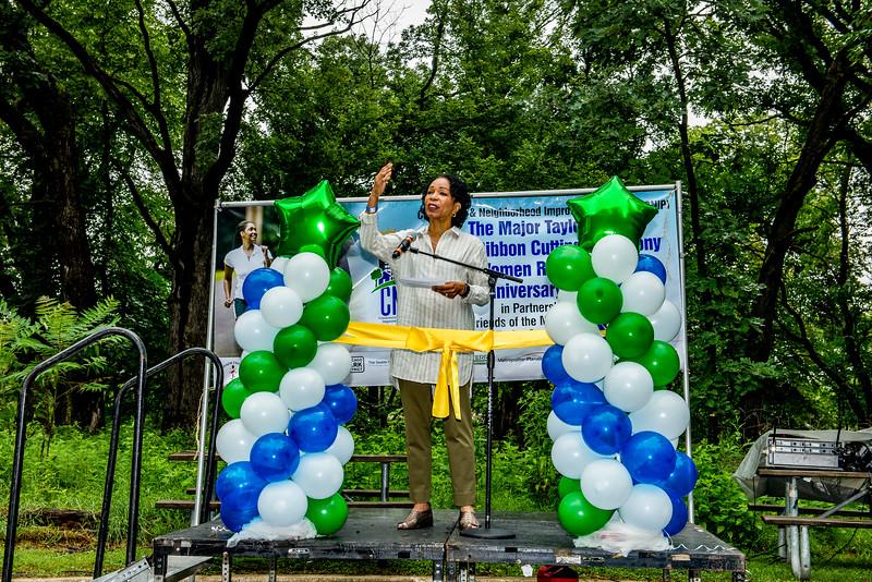 CNIP - Major Taylor Trail Riverfront Improvement Project Celebration