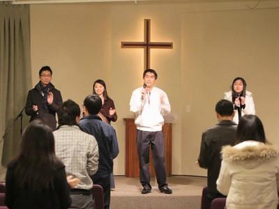 Mandarin Sunday Worship 2011 movie