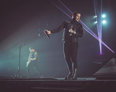 Shinedown at Chaifetz Arena 3/17/2019