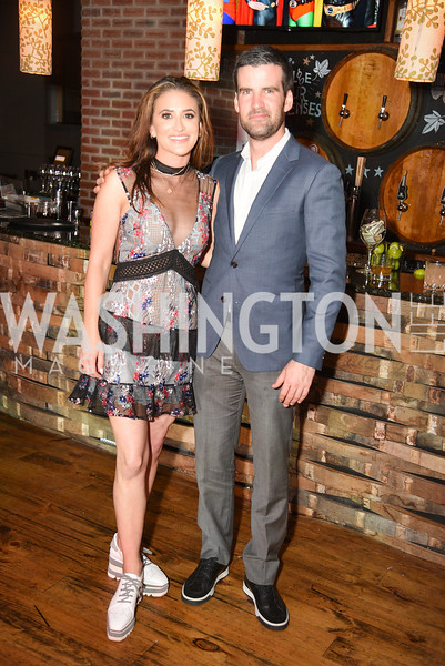 Ryan Lopez, Jen Millard,  Hope for Henry, 15th Anniversary Extravaganza, ' Sparkles and Sneakers', City Winery in Ivy City. October 20, 2018, photo by Ben Droz.