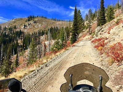 September 2018 Idaho Back Country Tour