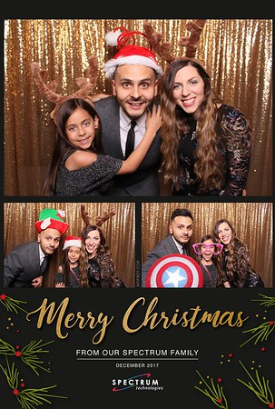 Spectrum Technologies Christmas Party