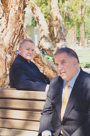 Victor and Tim / Palm Springs Elopement