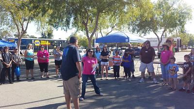 Kidz Klothes Outreach Aug 2014