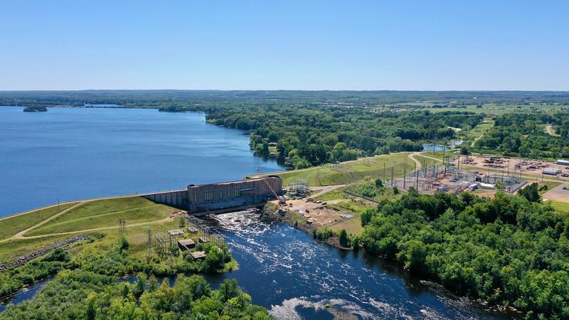 Wissota Dam
