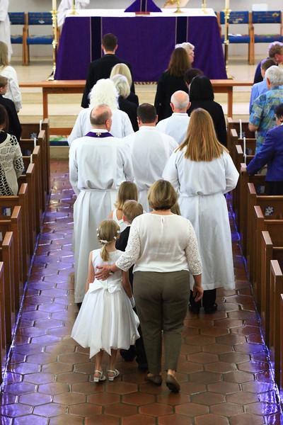 1st Communion 2014