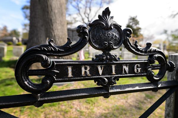 Sleepy Hollow Cemetery and the Old Dutch Church