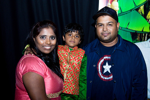 Photo With Thaman