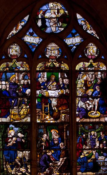 La-Ferte-Milon - The Life of Christ