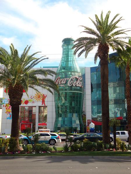 A Las Vegas size Coke.