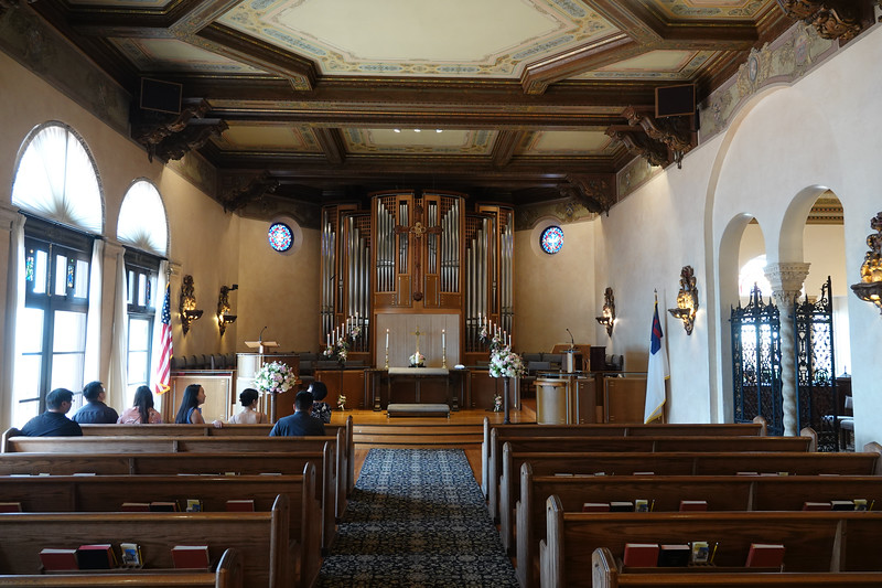 Inside the Neighborhood Church