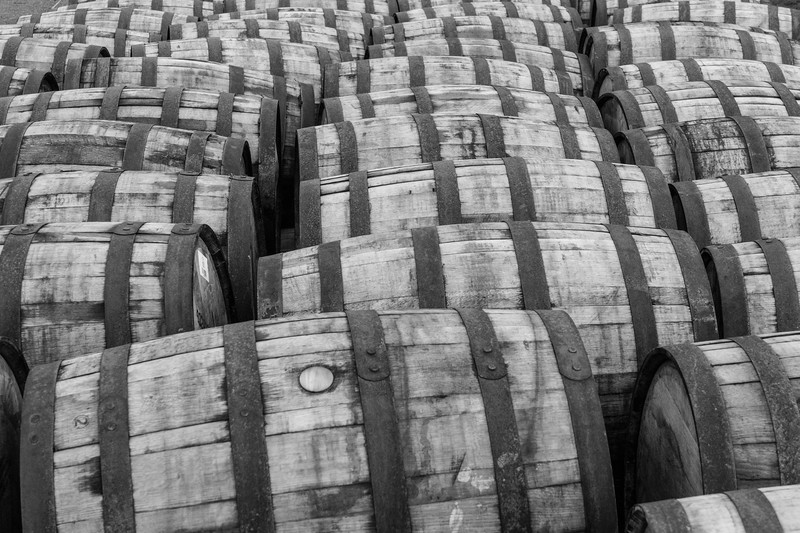 Kingsbarns Casks