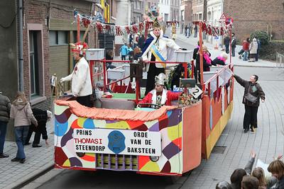Carnavalstoet Steendorp 2009 - Deel 2