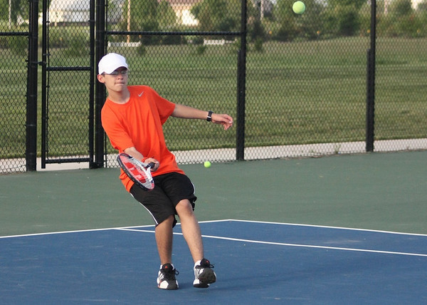 Tennis - Boys vs Rogersville