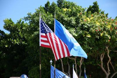 Veterans Day 2009 Saipan