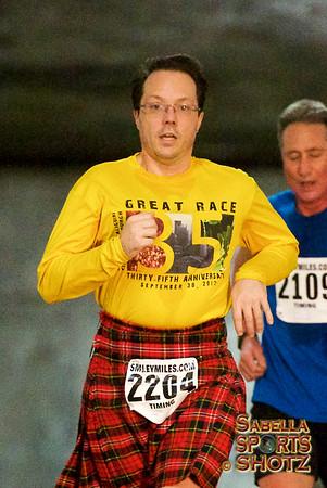 """Wampum Underground """"Runnin' Outta Our Mine"""" - 5K Race - Bib Numbers #2200-2299"""