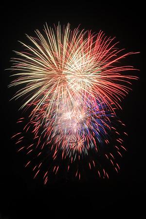 2008 Vernon Fireworks