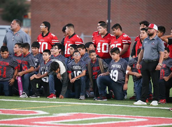 October 12, 2018 - Football - Mission vs Juarez-Lincoln - HomeComing - MM