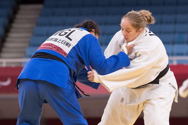 8-29-2021 Women +70 kg MGL vs. USA