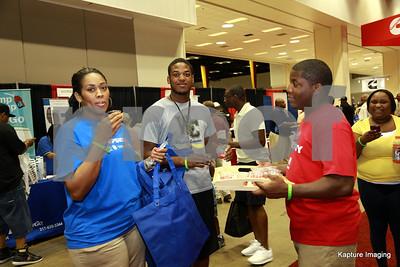 McDonald's at IBE Summer Celebration 2012