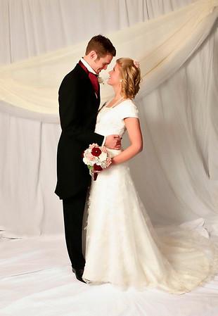 Klein-Hansen Wedding Color