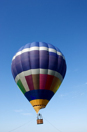 Russell Springs Elementary Hot Air Balloon Event