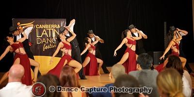 Bachata Team Latin Dance Australia