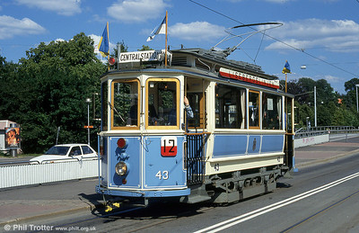 Gothenburg (SE) • Museum Trams