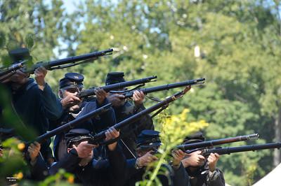 Skirmish at Alexander's Bridge (Woodbury 2013)