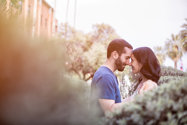 Marissa and Dave | U of A Engagement