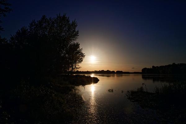 Nocturnes de Loire - Sunsets