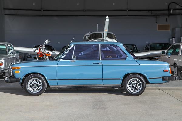 1975 BMW 2002 Automatic