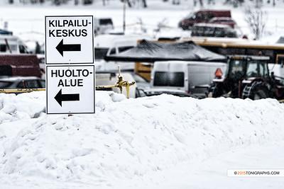 14.02.2015 | AMT-Urakointi Rallisprint, Sonkajärvi