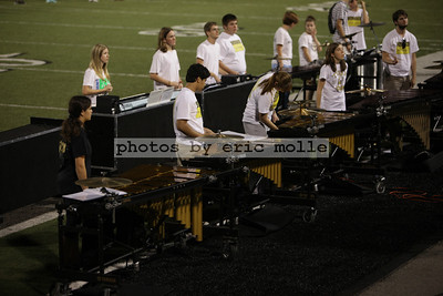 Marching Band Practice - 09/25/2012