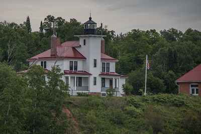 Raspberry Island Light  -  WI