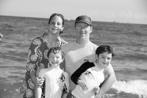 HORN FAMILY 2014