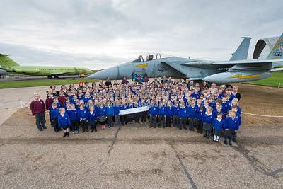 Duxford Primary School 2013 Print for Sale