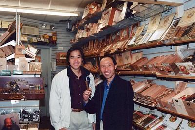 10-26-1999 Al Nishi @ Old Town Alexandria, VA