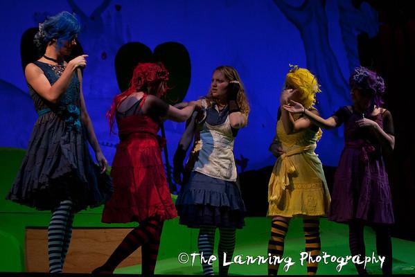 2012-13: Alice in Wonderland