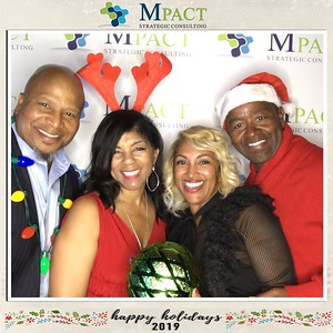 December 06, 2019 - MPACT Strategic Consulting Holiday Party