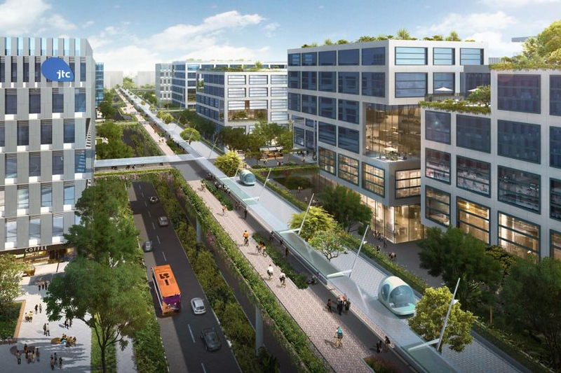 Jurong Innovation District