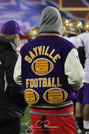 Sayville vs. Huntington-Suffolk County Division III Championship-11/23/2013