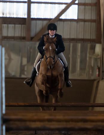 Black River Horse show Jan 27, 2018