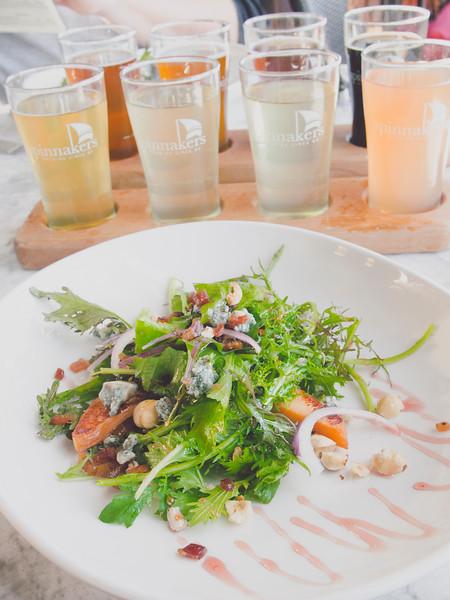 spinnakers beer and salad 3.jpg