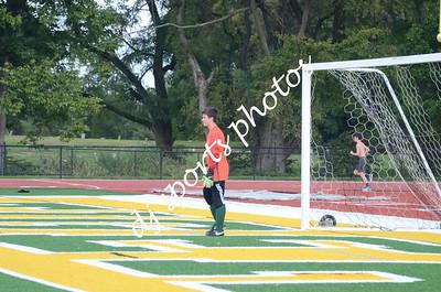 2017-09-12 Trinity vs St X Freshman Boys Soccer
