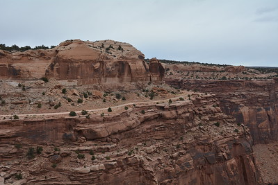 Canyonland NP Island in the Sky district