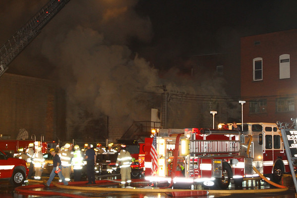 Manchester, Ct 4th alarm 10/12/13