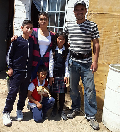 2016 Mexico Tijuana Home Build with IRT