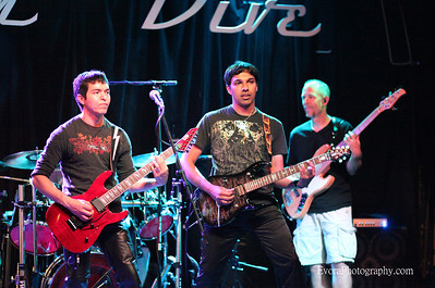 TRIAXE at the High Dive 7-20-2013