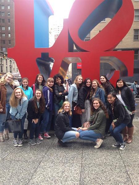 New York City Tour Choir Nov 2016